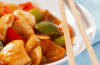 Sweet and Spicy Crockpot Chicken