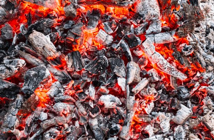 reuse charcoal