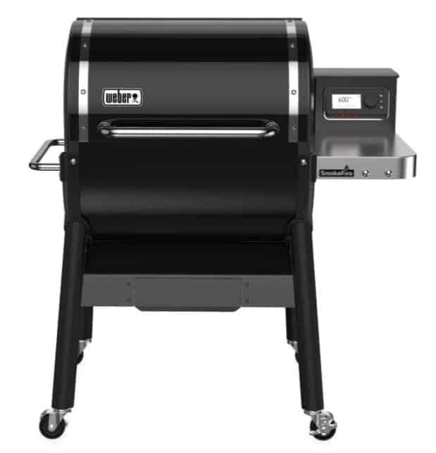 Weber Smokefire