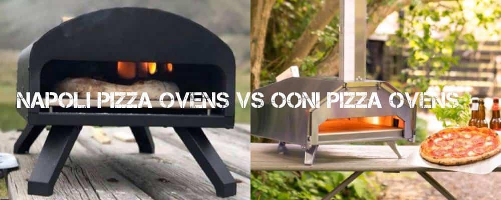 Napoli versus Ooni Pro