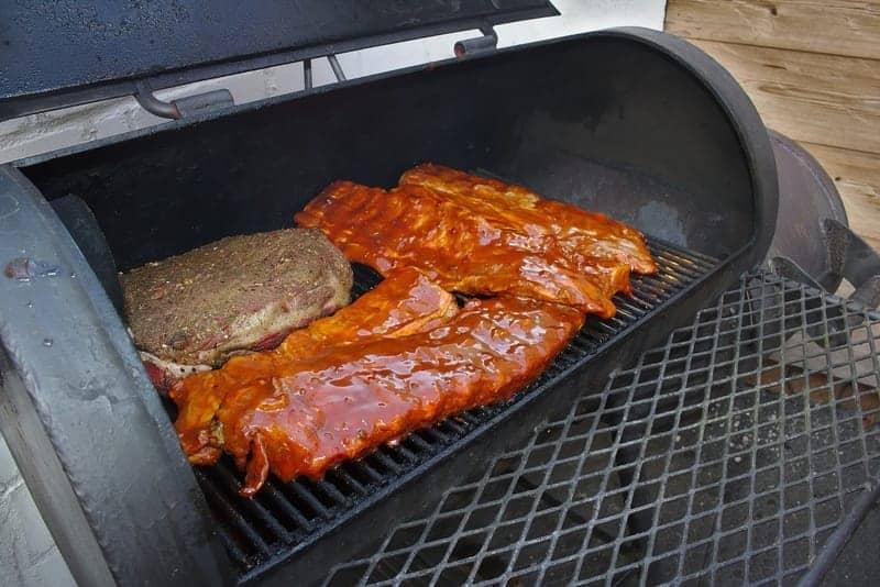 seasoned ribs