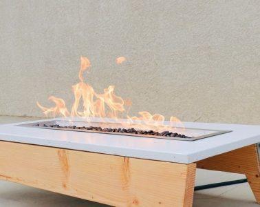 DIY Portable Fire Pit