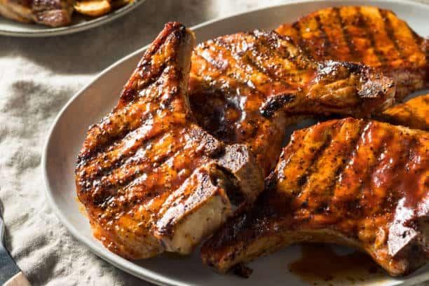 Maple Pork Chops
