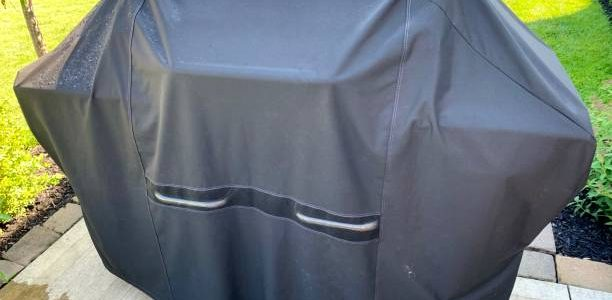 Custom Smoker Covers