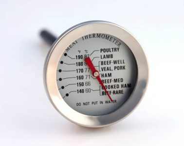 How to Clean a Meat Thermometer