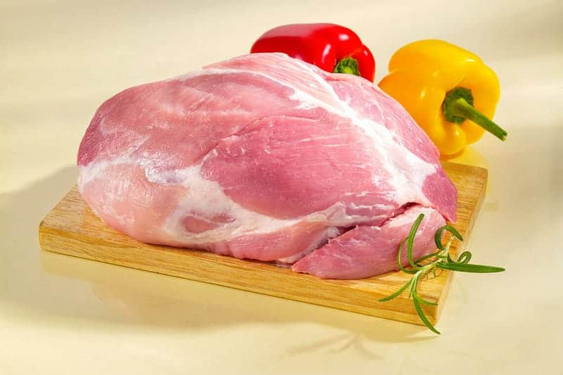 what is pork cushion meat