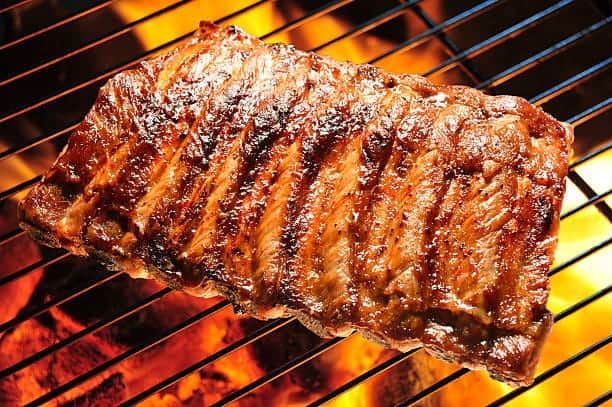 How To Cook The Best Ribs Using A Charcoal Grill